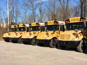New Albany-Floyd County School Bus Surplus Online Only Auction featured photo 1