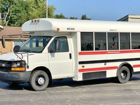 New Albany-Floyd County School Bus Surplus Online Only Auction featured photo 3