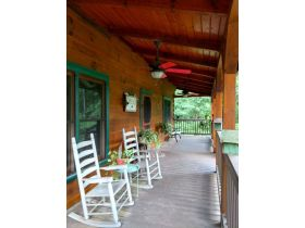 AUCTION: 3 BR, 2.5 BA Log Home on 85+/- Acres with Large Pastures - Hardwood Trees - 2 Extra Soil Sites - 2 Barns - Storage Shed - Pool and More! featured photo 10