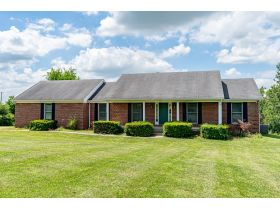 BRICK HOME ON 2 ACRES, GREAT LOCATION  BROOKS ESTATE featured photo 1
