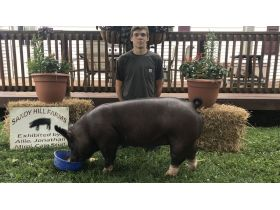 MEADE COUNTY FAIR 4-H & FFA YOUTH LIVESTOCK AUCTION - Online Bidding ends Wednesday, July 22 @ 5:00 PM EDT featured photo 10