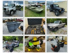 August Consignment Auction - Vehicles, Tools, Trailers, Equipment and More! featured photo 1