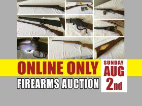 LIVING ESTATE AUCTION Featuring Collection of Firearms featured photo 1