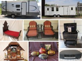 Camper, Mobile Office Or Job Trailer, Furniture, Jewelry, Household Items, & More! featured photo 1