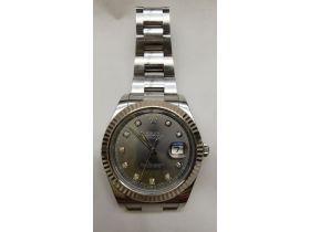 Rolex DateJust 41 Luxury Men's Watch