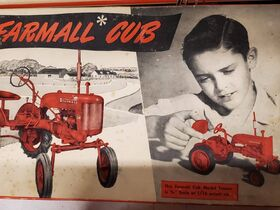 The Darst IH Museum Showcase Toys, Literature & Memorabilia Online Only Auction Day 2 featured photo 1