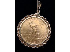 Gold Coins, Sterling Silver and Jewelry Online Auction featured photo 1
