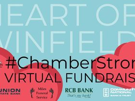 Winfield Area Chamber of Commerce Virtual Chamber Fundraiser featured photo 1