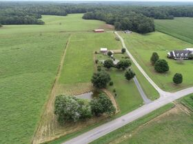 ESTATE AUCTION featuring 3 BR, 2 BA Home on 5+/- Acres with Pond featured photo 5