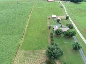ESTATE AUCTION featuring 3 BR, 2 BA Home on 5+/- Acres with Pond featured photo 9