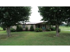 ESTATE AUCTION featuring 3 BR, 2 BA Home on 5+/- Acres with Pond featured photo 3