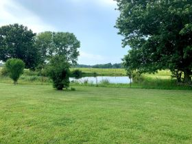 ESTATE AUCTION featuring 3 BR, 2 BA Home on 5+/- Acres with Pond featured photo 6