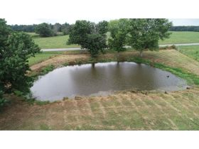 ESTATE AUCTION featuring 3 BR, 2 BA Home on 5+/- Acres with Pond featured photo 7