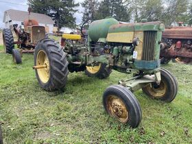 Hayes Vintage Tractor Collection Auction featured photo 2