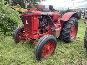 Hayes Vintage Tractor Collection Auction featured photo 3