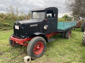 Hayes Vintage Tractor Collection Auction featured photo 4