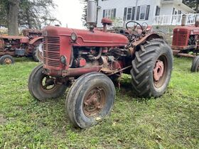 Hayes Vintage Tractor Collection Auction featured photo 7