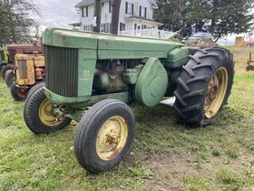 Hayes Vintage Tractor Collection Auction featured photo 8