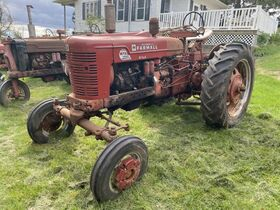 Hayes Vintage Tractor Collection Auction featured photo 10