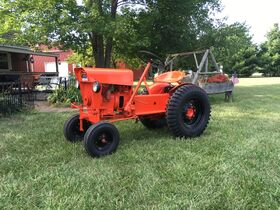 Hall Garden Tractor Collection featured photo 9