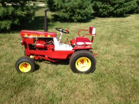 Hall Garden Tractor Collection featured photo 10