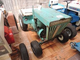 Hall Garden Tractor Collection featured photo 12