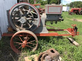 Jerry Everitt Tractorland 65 Year Tractor Collection - Day 2 Antiques and Collectibles featured photo 1