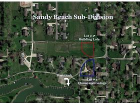 Sandy Beach Grand Lake Saint Mary's Real Estate Auction featured photo 1