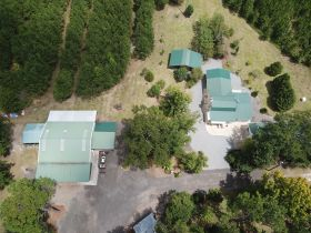 82± Acres   Home & Cabin • Offered Divided featured photo 12
