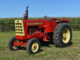 Steve and Patricia Flies Collector Tractor Auction featured photo 2