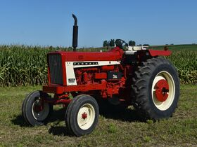 Steve and Patricia Flies Collector Tractor Auction featured photo 3