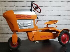 Fisher Pedal Tractor Collection - Originals & More featured photo 5