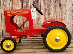 Fisher Pedal Tractor Collection - Customs - Originals & More featured photo 8