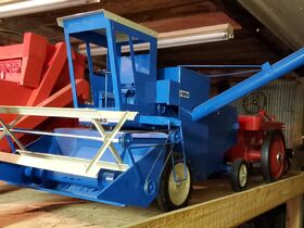 Fisher Pedal Tractor Collection- Boxed featured photo 3
