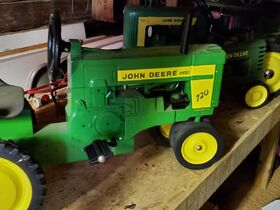 Fisher Pedal Tractor Collection- Boxed featured photo 5