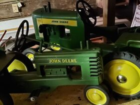 Fisher Pedal Tractor Collection- Boxed featured photo 6