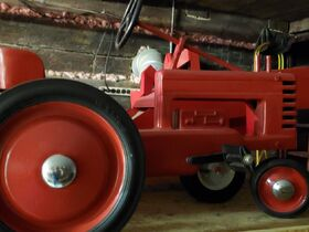Fisher Pedal Tractor Collection- Boxed featured photo 7
