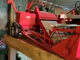 Fisher Pedal Tractor Collection- Boxed featured photo 8
