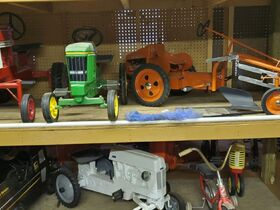 Fisher Pedal Tractor Collection- Boxed featured photo 4