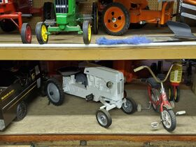 Fisher Pedal Tractor Collection- Boxed featured photo 10