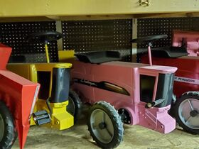 Fisher Pedal Tractor Collection- Boxed featured photo 11