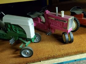 Fisher Pedal Tractor Collection- Boxed featured photo 12