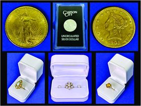 Chism Estate Coin & Jewelry Online Only Auction featured photo 1