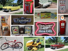 Vintage Vehicles, Arcade Machines, Neon Signs, Furniture, & Collectibles! featured photo 1