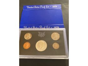Silver Dollars, Coin Proof Sets, Coin Collections Online Auction featured photo 5