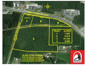 Absolute Auction | 70± Acre Development Tract | Great Location featured photo 2