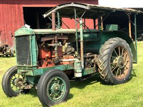 Bill & James Ware Antique Tractor Collection featured photo 1