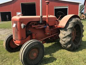Bill & James Ware Antique Tractor Collection featured photo 6