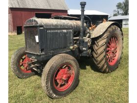Bill & James Ware Antique Tractor Collection featured photo 3