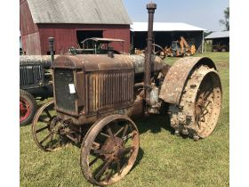 Bill & James Ware Antique Tractor Collection featured photo 4